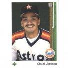 1989 Upper Deck 323 Chuck Jackson
