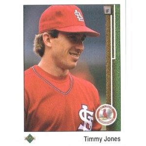 1989 Upper Deck 348 Tim Jones