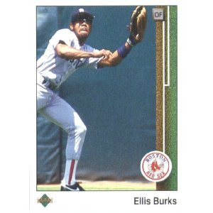 1989 Upper Deck 434 Ellis Burks