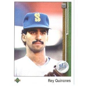 1989 Upper Deck 508 Rey Quinones