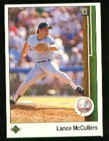 1989 Upper Deck 710 Lance McCullers