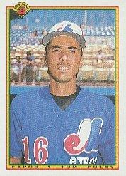 1990 Bowman 120 Tom Foley