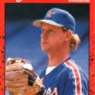 1990 Donruss 107 Steve Buechele