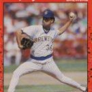 1990 Donruss 457 Tony Fossas RC
