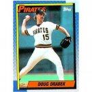 1990 Topps 197 Doug Drabek