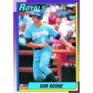 1990 Topps 671 Bob Boone