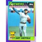 1990 Topps 718 Gary Sheffield