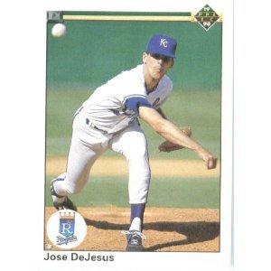 1990 Upper Deck 255 Jose DeJesus