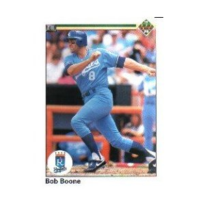 1990 Upper Deck 271 Bob Boone