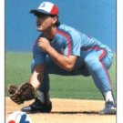 1990 Upper Deck 415 Mike Aldrete