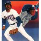 1990 Upper Deck 82 Julio Franco TC