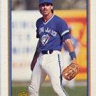 1991 Bowman 20 Jerry Schunk RC