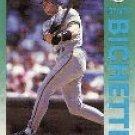 1992 Fleer 173 Dante Bichette