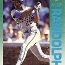 1992 Fleer 186 Willie Randolph