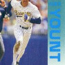 1992 Fleer 194 Robin Yount