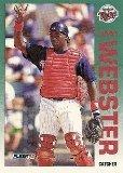 1992 Fleer 220 Lenny Webster