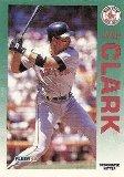 1992 Fleer 36 Jack Clark