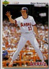 1992 Upper Deck 269 Dick Schofield