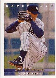 1993 Upper Deck #372 Bob Wickman