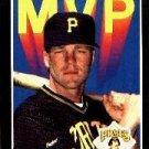 1989 Donruss Bonus MVP's #BC10 Andy Van Slyke