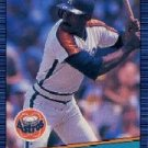 1986 Donruss 548 Kevin Bass