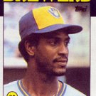 1986 Topps 398 Earnie Riles RC