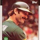 1986 Topps 410 Dave Kingman