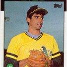 1986 Topps 507 Steve Ontiveros RC