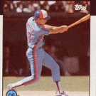 1986 Topps 629 Mitch Webster RC