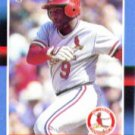 1988 Donruss 454 Terry Pendleton