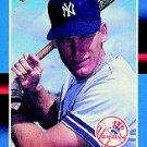 1988 Donruss 545 Jay Buhner RC