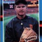 1988 Donruss 557 Dave Leiper