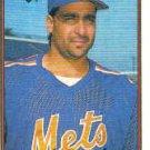 1989 Bowman #377 Sid Fernandez