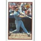 1989 Bowman #404 Chris James