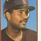 1989 Bowman #454 Sandy Alomar Jr. RC