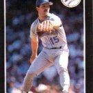 1989 Donruss 463 Scott Bankhead