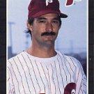 1989 Donruss 487 Mike Maddux