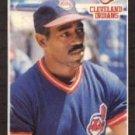 1989 Donruss 492 Willie Upshaw