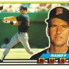 1989 Topps Big 282 Randy Bush