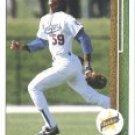 1989 Upper Deck 20 Juan Bell RC