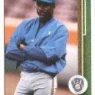 1989 Upper Deck 301 Darryl Hamilton RC