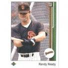 1989 Upper Deck 474 Randy Ready UER136