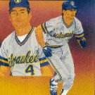 1989 Upper Deck 673 Paul Molitor TC