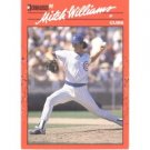 1990 Donruss 275 Mitch Williams
