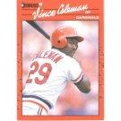 1990 Donruss 279 Vince Coleman