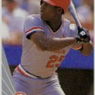 1990 Leaf 308 Milt Thompson UER