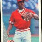 1990 Leaf 466 Glenn Braggs