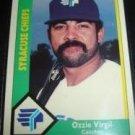 1990 Syracuse Chiefs CMC #22 Ozzie Virgil