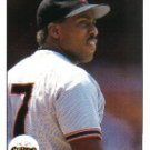 1990 Upper Deck 117 Kevin Mitchell UER