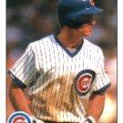 1990 Upper Deck 153 Mitch Webster